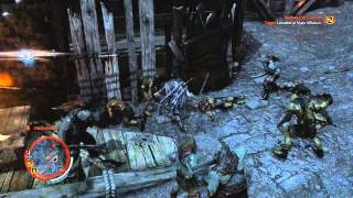 Middle Earth Shadow of Mordor Gameplay (PS4 Gameplay HD)