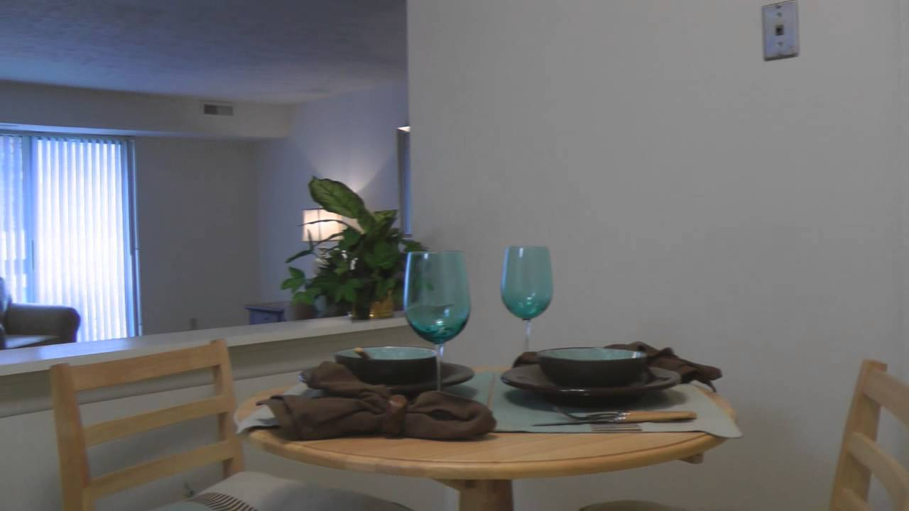 HD video tour of model apartment at Timber Ridge Apartments in ...