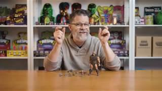 Conan The Barbarian Movie Ultimate Figures: Conan Update