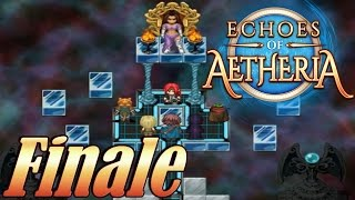 Echoes Of Aetheria - Walkthrough Gameplay #15 | FINALE [ No Commentary ]