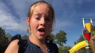 Vakantievlog Jasper en Loes Meerpaal 2017 - Kidsvlog De Meerpaal 16-07-2017