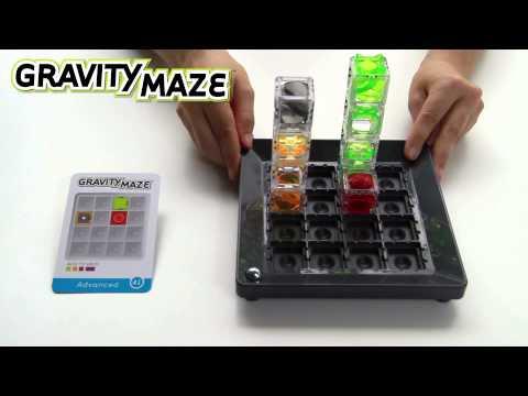 ☆天才老爸☆→【上誼 信誼】【美國Thinkfun】3D迷宮塔←桌遊 Gravity Maze 益智 桌上 遊戲 露營