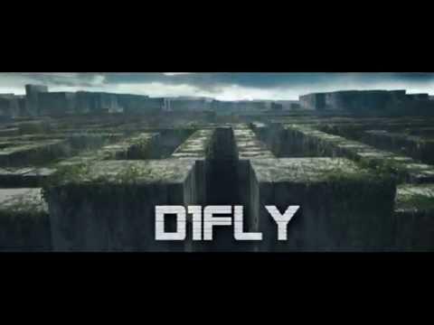 D1fly - Бегущий в лабиринте. (клип)