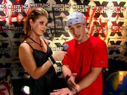 Wrestling Society X Episodio 8