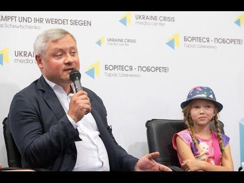 """5Канал: організатори унікального проекту для дітей """"Літній кінотабір миру"""" звітували про досягнення"""