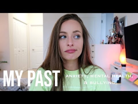 My Past | my mental health journey thumbnail