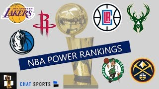 Nba Power Rankings For January 2020: Who Should Be #1? Bucks, Lakers, Clippers, Celtics