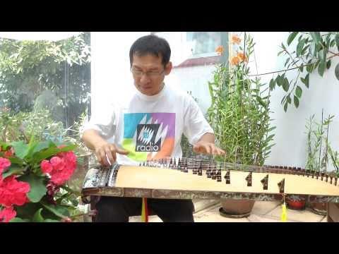 Dang Thao - Ngua O Nam (Black Horse) - Dan Tranh Viet Nam
