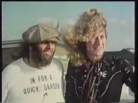 Robert Plant & Peter Grant interview