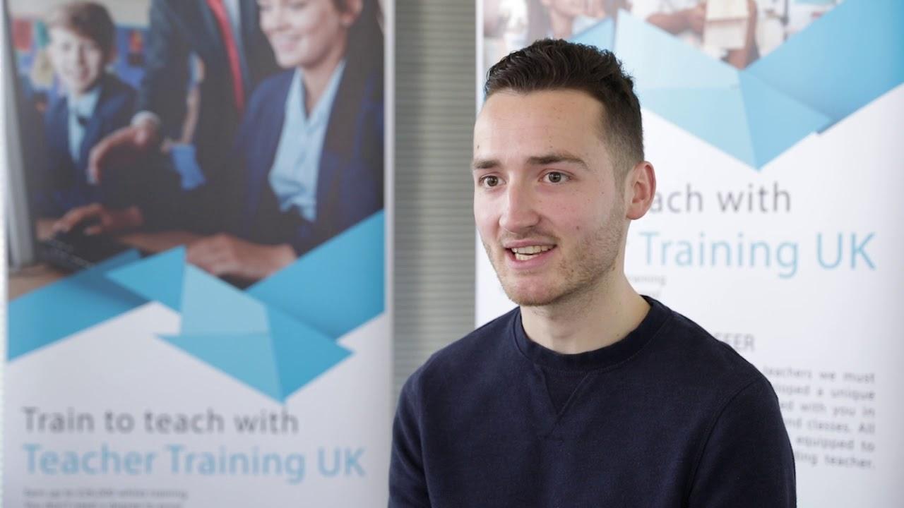 Interview with Jonathan Sanders Teacher Training UK 19/20 Student