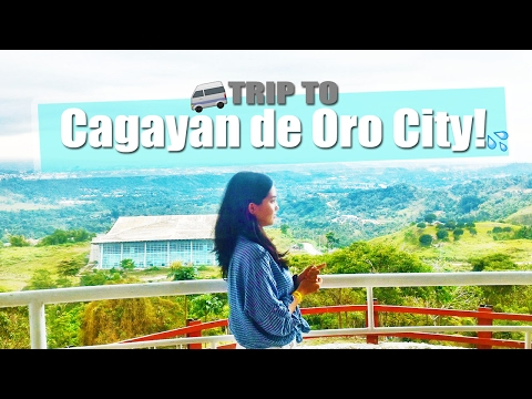 TRIP TO CDO! | Sagpulon Falls | Ultra Winds | High Ridge