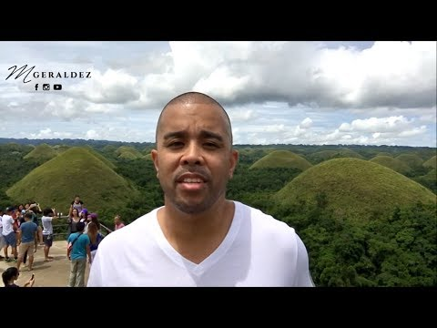 Tour of the Philippines. Tourist attractions of Bohol. Cebu. Chocolate Hills. Dolphins. Tarsiers.