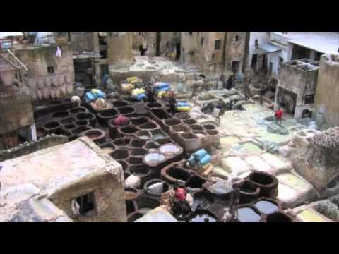Marrakesh Tourist Trap Tip: The Tanneries