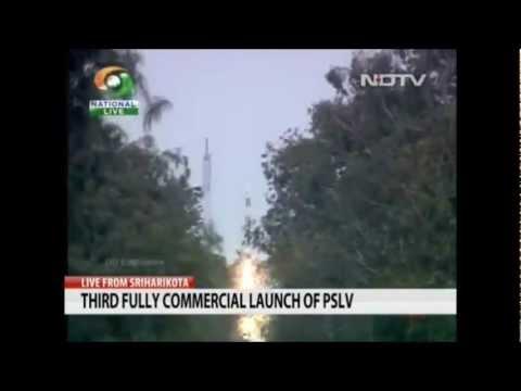 ISRO launches 100th mission,2 foreign satellites in orbit (PSLV-C21) | Vande Mataram | A R Rahman