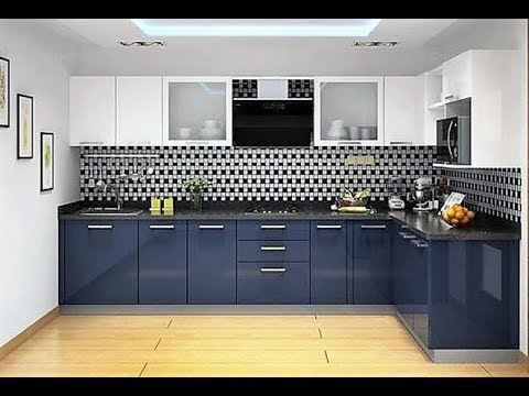 Modular kitchen designs colour combination ! kitchen ...