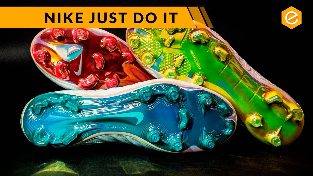 Nike Just Do It Pack Loja de futebol Fútbol Emotion