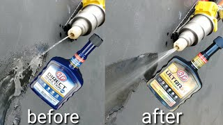 Stp ultra fuel injector cleaner!