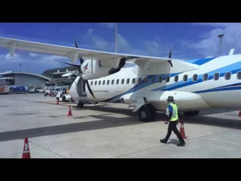 Flight Phuket to Koh  Samui Bangkok airways PG 258