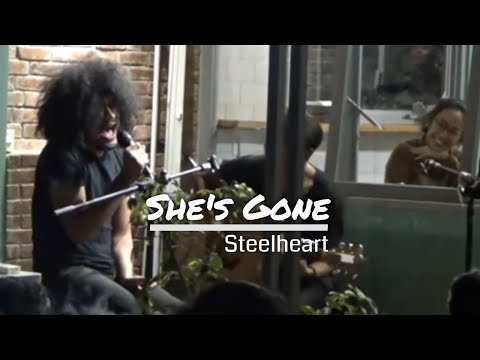 She's Gone | Awalnya Ditertawakan Ternyata Suaranya Melengking Steelheart Cover Lyrics Jollink Kribo