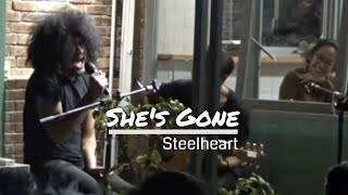 She's Gone - Awalnya Ditertawakan, Ternyata Suaranya Melengking, Steelheart Cover Jollink Kribo MP3