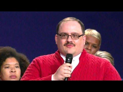Ken Bone Red Sweater Amazon - YouTube