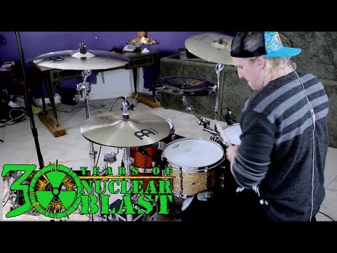 RINGS OF SATURN - Parallel Shift (OFFICIAL DRUM PLAY THROUGH)
