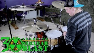 RINGS OF SATURN – Parallel Shift (OFFICIAL DRUM PLAY THROUGH)