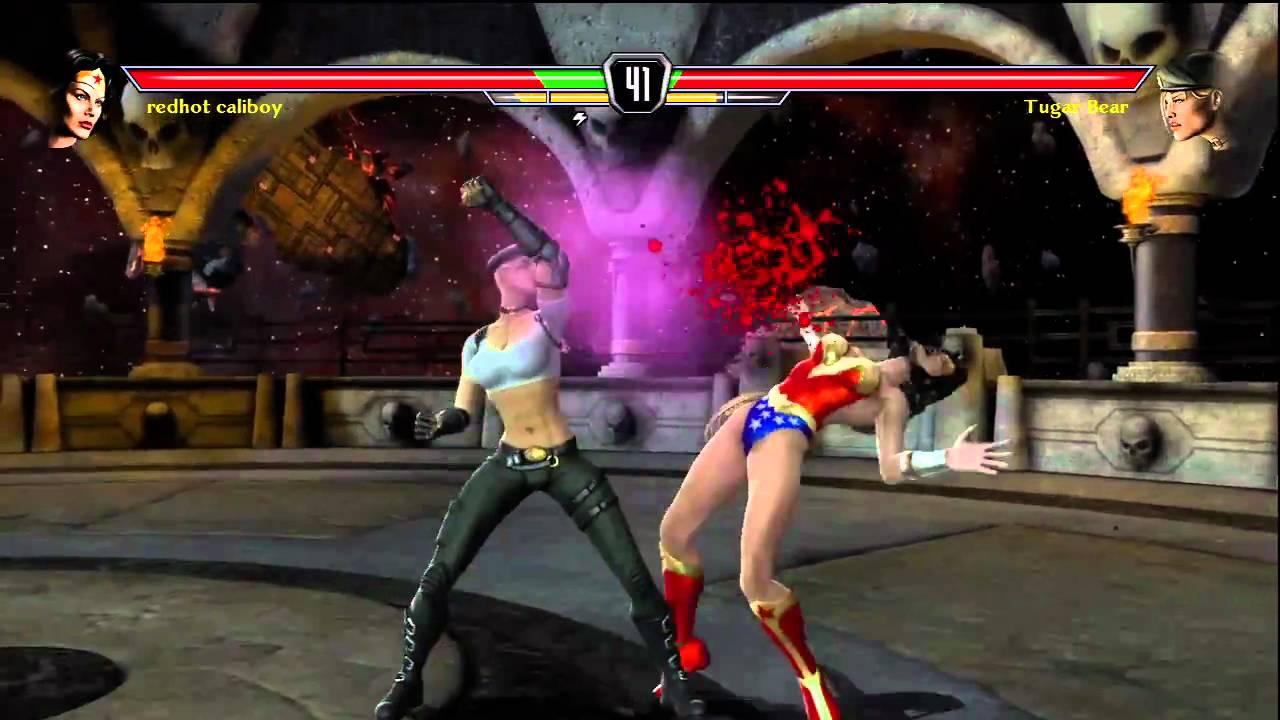 image Mortal kombat sony blade vs kano