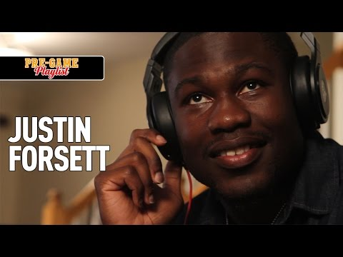 Pre-Game Playlist Justin Forsett