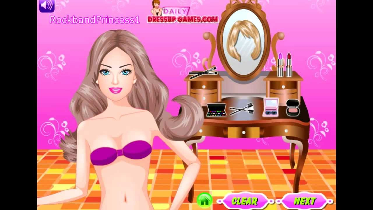 Girl Dress Up Games Online