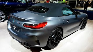 2021 BMW Z4 M40I Interior and …