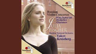 Violin Concerto No. 1 in D Major, Op. 19: III. Moderato - Allegro moderato - Piu tranquillo