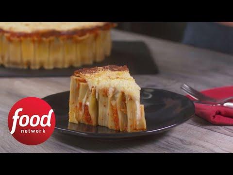 Rigatoni Pie Food Network