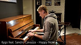 Kygo feat. Sandro Cavazza - Happy Now (Piano Cover) [HD]