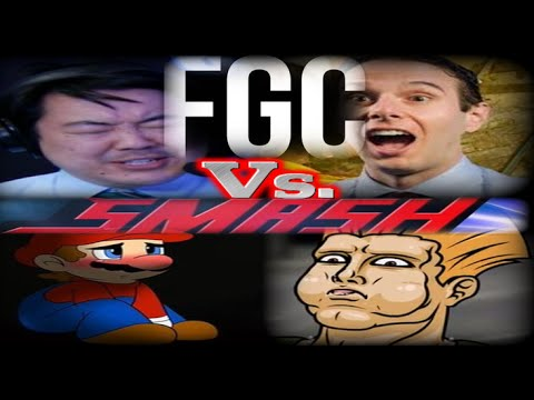 FGC vs. Smash Community