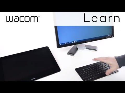 Configuring Wacom Cintiq Pro 13 And 16 With Other Monitors In Windows