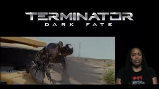 Terminator: Dark Fate - Official Teaser Trailer (2019)   Reaction