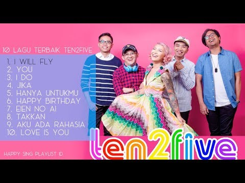 10 Lagu Terbaik Ten2five Playlist