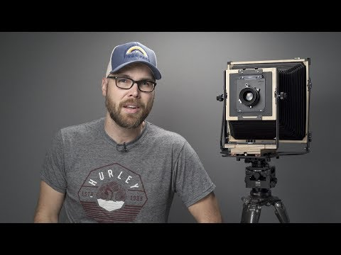 First Look: Intrepid 8x10 Second Generation