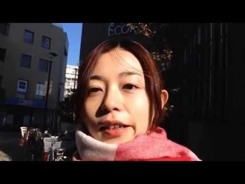 今日の狛江のお天気は? 2014年11月21日(金)【狛江天気】自撮編 美人天気