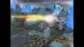 Godzilla: Unleashed Nintendo Wii Trailer - Godzilla: