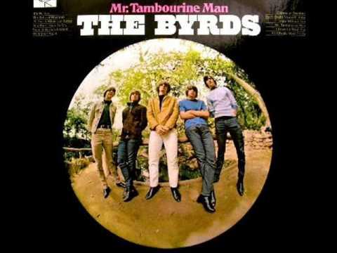 ミスター・タンブリンマン/ザ・バーズ Mr. Tambourine Man/The Byrds