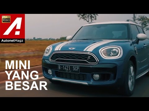 Review MINI Countryman S 2017