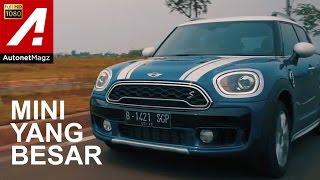 Review MINI Countryman S 2017