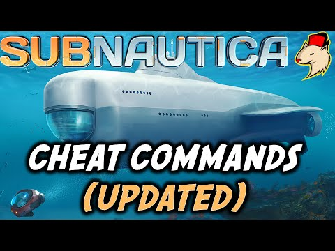 <b>SUBNAUTICA</b> - <b>Cheat</b> Commands (Updated) Xbox One (out of date) - YouTube