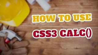 Learn How To Use CSS3 calc() Function In Hindi/Urdu.