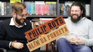 S02E33: Conversa com a Fátima #1: Philip Roth e o projeto Zuckerman