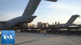 United States Sends Aid to Lebanon Following Deadly Blast