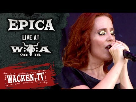Epica - 3 Songs - Live at Wacken Open Air 2018