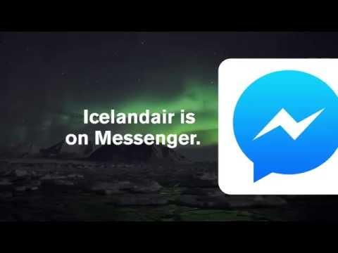 Icelandair Messenger Bot